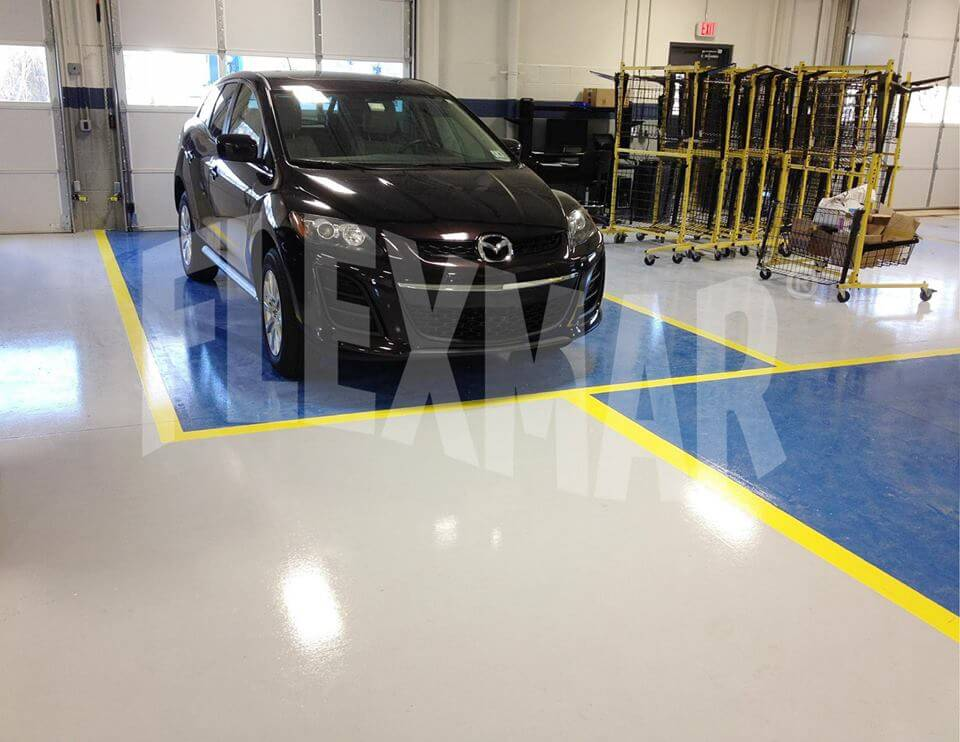 Collision Care Solid-Color Polyaspartic Coating System