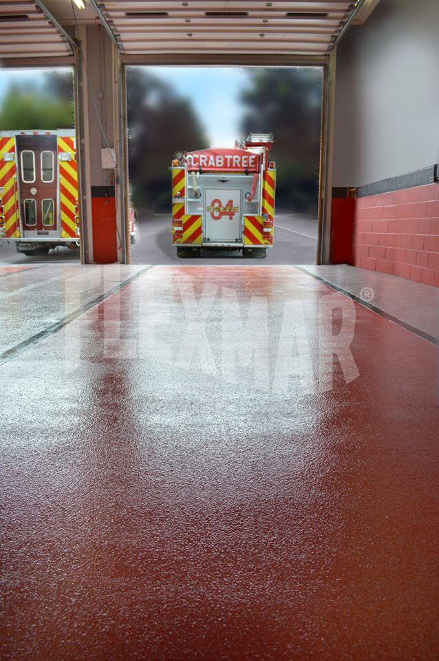 Crabtree VFD Vinyl Chip flooring