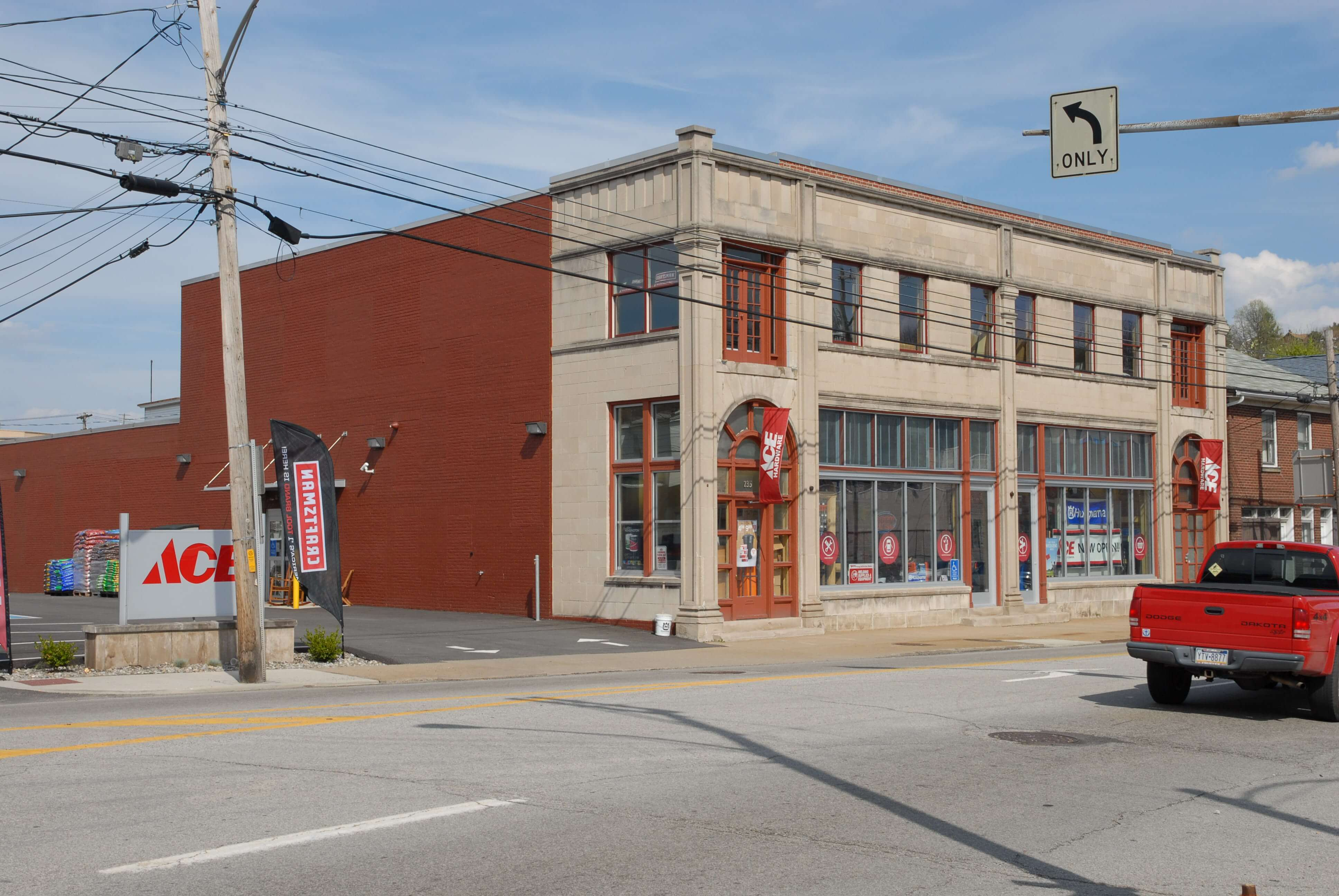 greensburg Ace Hardware building