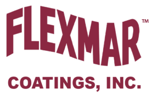 flexmar coatings inc logo burgundy