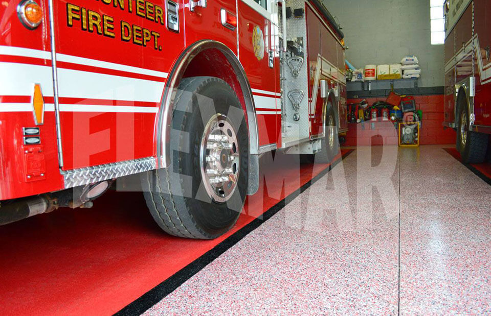 firestation flooring coating
