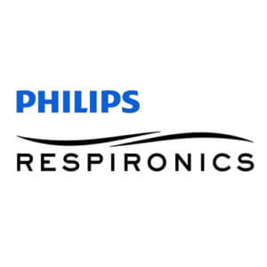 Philips Respironics logo