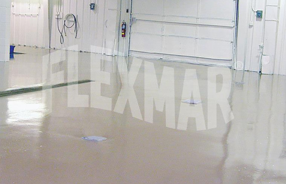 Flexmar Reverse Chip Polyaspartic Coating Systems