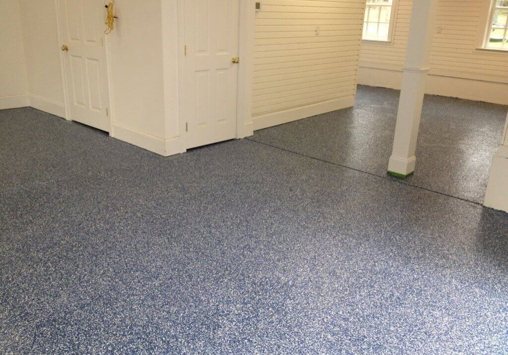 basement flooring coating