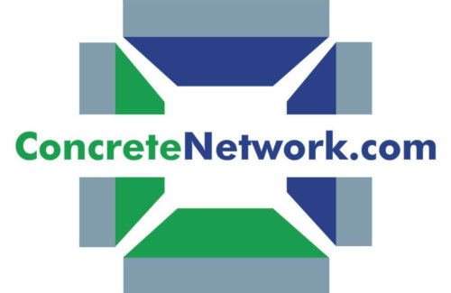 concrete network logo
