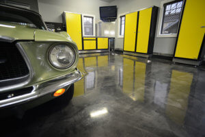 residential garage floor coating