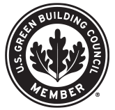 us green building council member seal